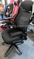 Кресло офисное Briz 2 black, черное ,компьютерное