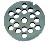 Решетка для мясорубки Zelmer NR5 755468 86.1242 ZMMA185X (8mm)