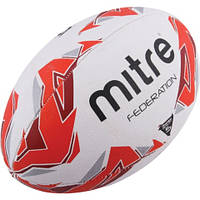 М'яч для регбі Mitre Federation розмір 5