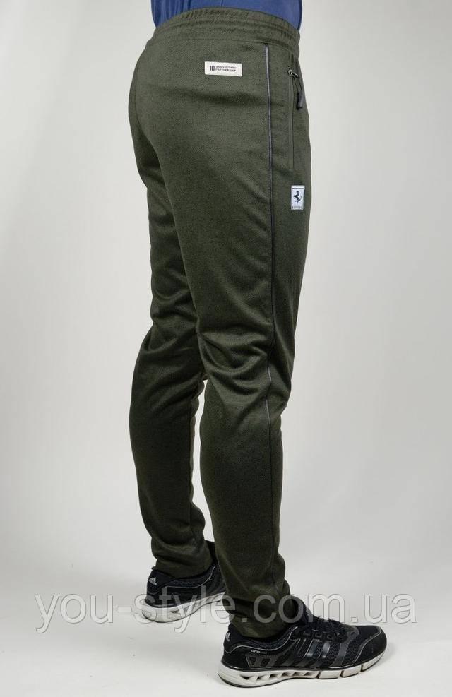 Мужские спортивные брюки Puma 4359 Хаки, цена 850 грн., купить в ... 483d101312e