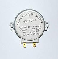 Двигатель привода тарелки для микроволновки 49TYZ-A