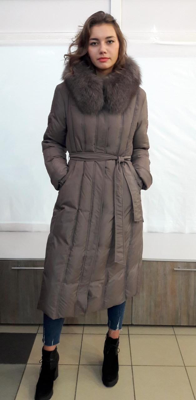 4f83383ec25 Пуховое пальто женское Decently 1311 - DRESSCOAT в Бердичеве