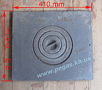 Плита чугунная (360х410 мм)