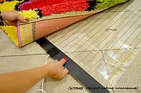 Электрический Инфракрасный напольный пленочный универсальный коврик с подогревом 180 х 60 см..