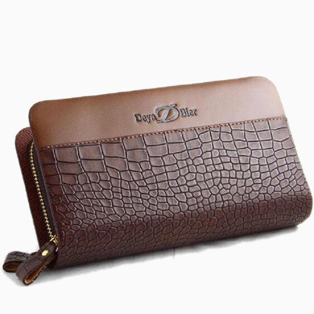 e8a9ee9796fa DeyaDbier - дизайнерский мужской клатч (портмоне, кошелек, барсетка мужская)