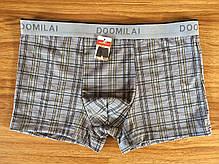 """Мужские боксеры стрейчевые марка """"DOOMILAI"""" Арт.D-02004, фото 3"""