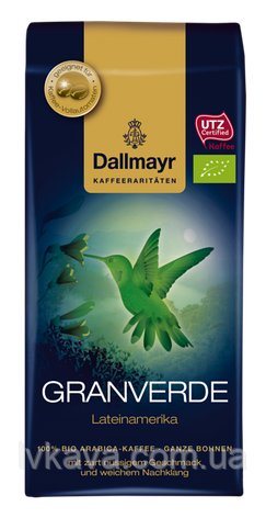 Кофе молотый  Dallmayr Granverde ,  250 г, фото 2