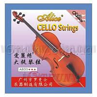 Alice A803-1 Струна №1 A/ЛЯ для виолончели