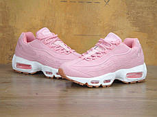 Кроссовки женские Найк Nike Air Max 95 Pink Oxford. ТОП Реплика ААА класса., фото 3