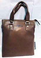 Сумка S L Shijia 1722 К/з коричневая