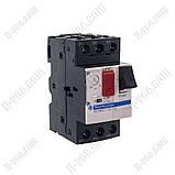 Автоматичний вимикач захисту двигуна GV2ME22 20-25A Telemecanique, фото 2