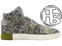 Мужские кроссовки Adidas Originals Tubular Invader Strap Camo BB8394