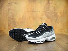 Кроссовки мужские Найк Nike Air Max 95 Metallic. ТОП Реплика ААА класса., фото 3