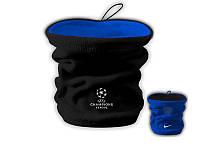 Горловик (бафф) Лига чемпионов сине-черный 2 в 1, фото 1