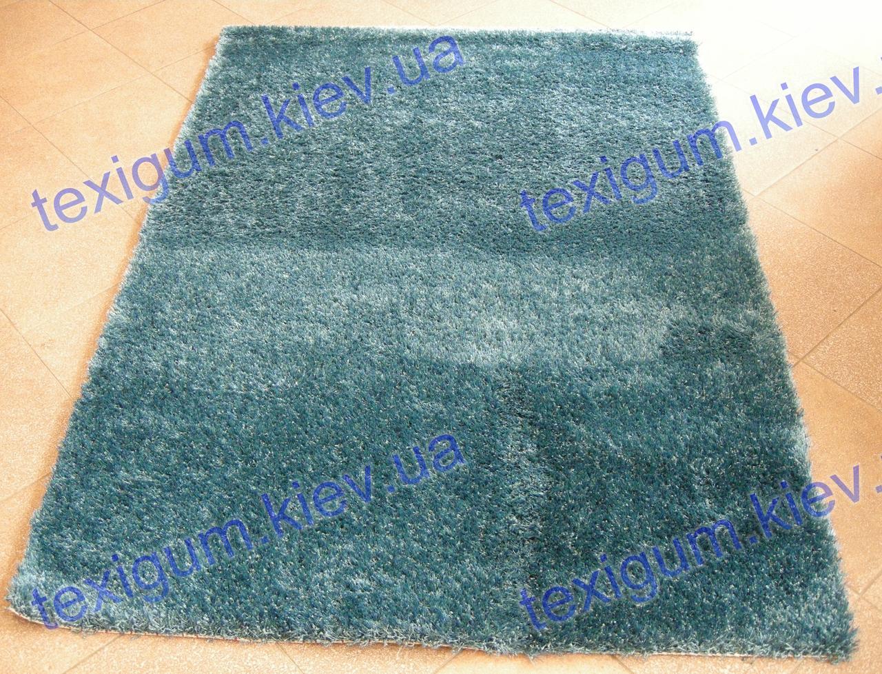 Ковер для дома Opal Cosy uni цвет blue двухцветный