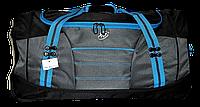 Отличная женская дорожная сумка черного цвета  VVWP-211233, фото 1