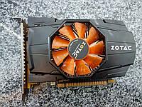 Видеокарты Zotac GT 740, 1Gb, 128Bit, GDDR5    (GTX 650 550ti HD 6770 5770 4870 7750)