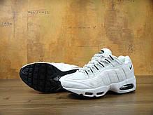 Кроссовки женские Найк Nike Air Max 95 White/Black . ТОП Реплика ААА класса., фото 3