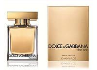 Dolce & Gabbana   The One 100ml женская туалетная вода (оригинал)