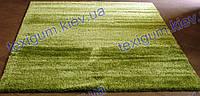 Ковер на пол с длинным ворсом, Бельгия. Balta Opal Cosy uni салатовый