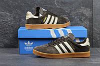 Мужские спортивные кроссовки Adidas Gazelle  (3268)