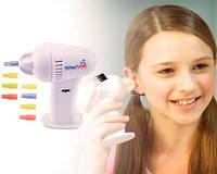 Вакуумный Очиститель Ушей Wax Vacuum Ear Cleaner. Отличное качество. Стильный дизайн. Купить. Код: КДН2324
