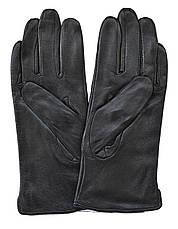 Женские перчатки из натуральной мягкой и эластичной кожи на плюшевой подкладке, фото 2