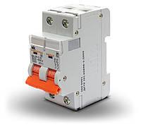 Автоматический выключатель NIK PRO ВА-2Р-C16 16А 6 кА  х-ка C