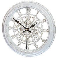 Часы настенные ажурные (28 см)