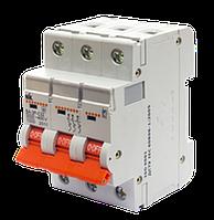 Автоматический выключатель NIK PRO ВА-3Р-C16 16А 6 кА  х-ка C
