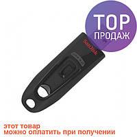 USB 3.0 32GB флешка SanDisk Ultra SDCZ48-032G-U46 / Аксессуары для компьютера