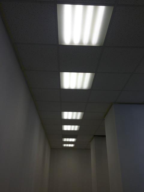 Светильники, прожекторы, лампы Led