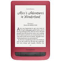 Электронная книга PocketBook 626 Touch Lux3, Red (PB626(2)-R-CIS)