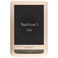 Электронная книга PocketBook 626 Touch Lux3, Gold (PB626(2)-G-CIS)
