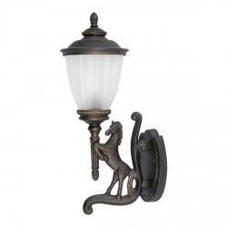 Уличный светильник настенный NOWODVORSKI Horse 4901 (4901)