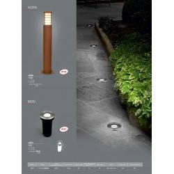 Светильник тротуарный уличный NOWODVORSKI Mon 4454 (4454), фото 2