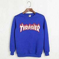 Синий свитер Трешер