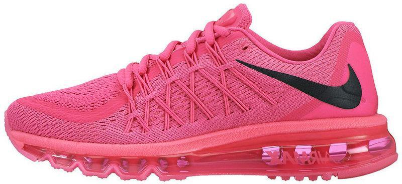 Кроссовки женские Найк Nike Air Max 2016 Women Pink Black. ТОП Реплика ААА класса.