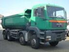 Поставка  грузовых автомобилей из Германии под заказ