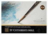 Склейка для акварели Smiltainis St Cuthberts Mill A4 (21х29.7см) 260 г/м2 20 листов (AS-20(260))
