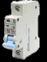 Автоматический выключатель NIK ВА-1Р-B25 25А 4,5 кА  х-ка B