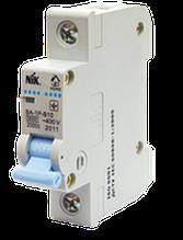 Автоматический выключатель NIK ВА-1Р-B16 16А 4,5 кА  х-ка B