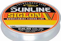 Леска Sunline SIGLON V 100м #2.5/0.26мм