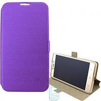 Чехол-книжка Modern без окна Lenovo A6000, A6010, K3 K30-W фиолетовый