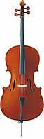 Yamaha VC5S34 Виолончель 3/4 Stradivarius