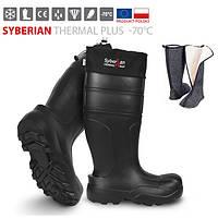 Сапоги SYBERIAN THERMAL PLUS -70*, черные 41р.