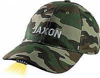 Бейсболка  Jaxon F с фонариком комуфл.