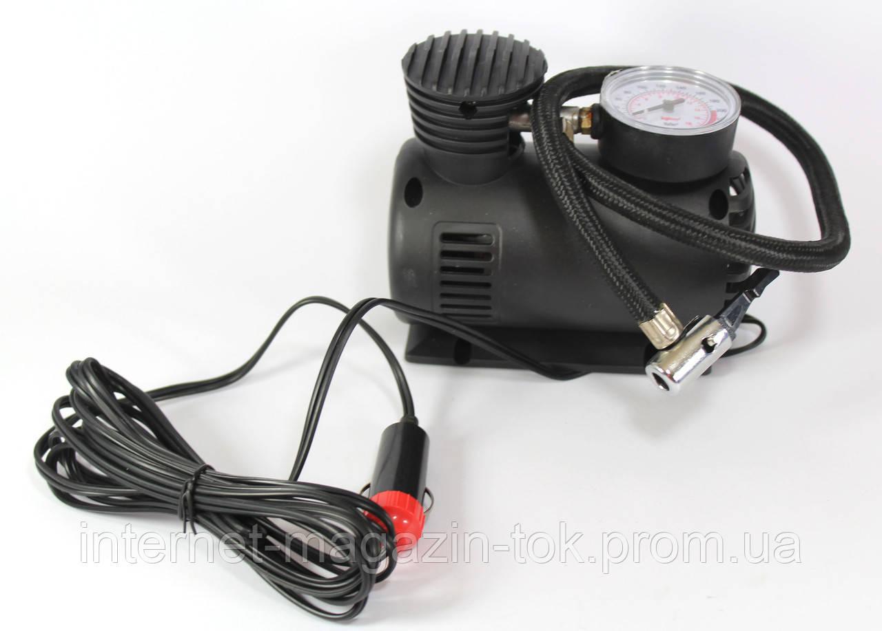 """Автомобильный компрессор для подкачки шин Air Pomp Ji030 - Интернет магазин """"Lega"""" в Черноморске"""