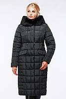 Длинное пальто большие размеры Nui Very Лара
