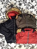 Куртки зимние для мальчиков Nature 10/11-16/17 лет, фото 1